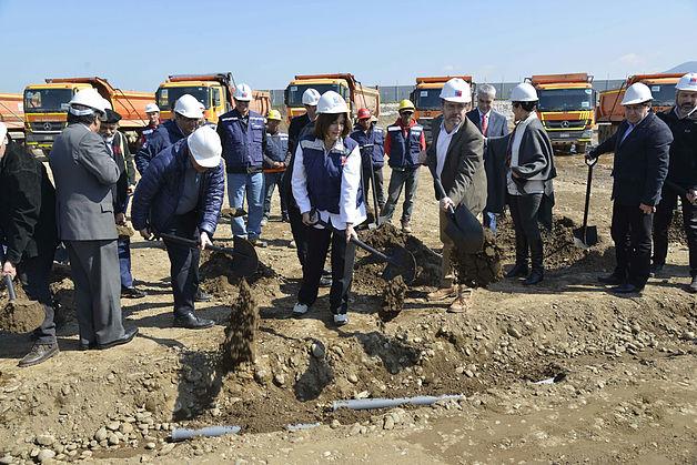 Primera Piedra del Hospital Quillota-Petorca marca inicio de obras