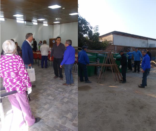 Claudio Pinto apuesta por otra reelección en la Cooperativa El Granizo Ltda.