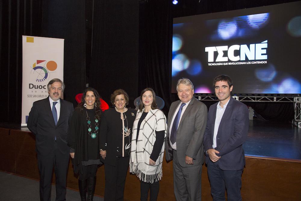 Reconocidas figuras de la industria creativa abordan la crisis de los medios de comunicación en TECNÉ 2018