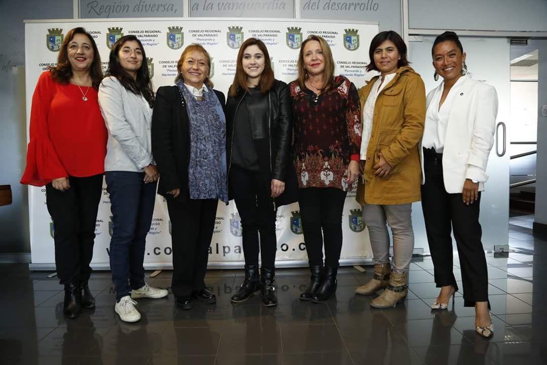 Consejeras Regionales de Valparaíso apelan a la devolución de votos con paridad de género para todas las elecciones