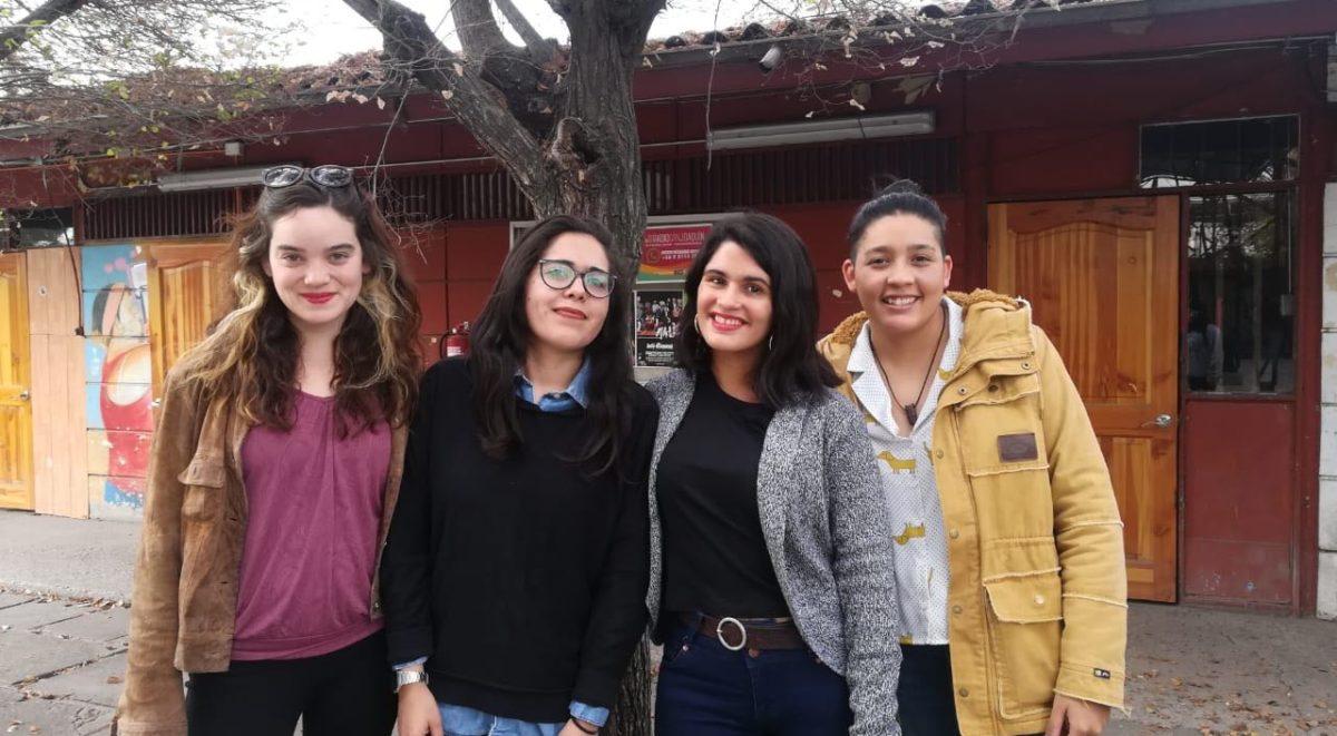 """Nicole Henríquez, abogada feminista: """"Todos los avances son gracias a las mujeres que han estado en la calle. El derecho es permeable a los avances sociales"""""""