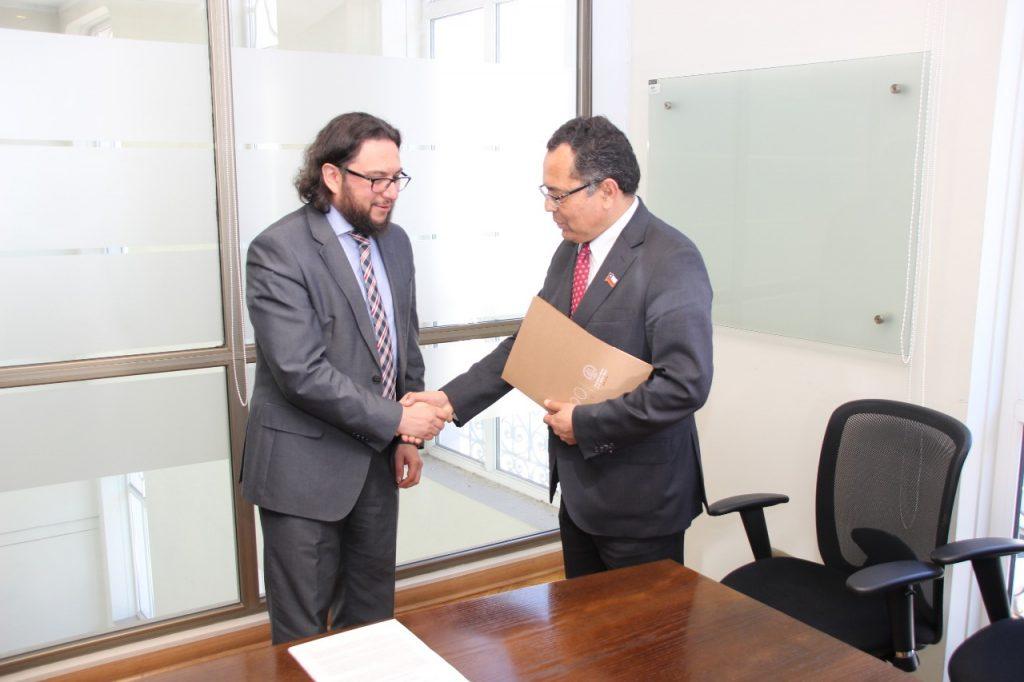 Gobierno Regional y Contraloría General suscriben firma de convenio para apoyar gestión pública