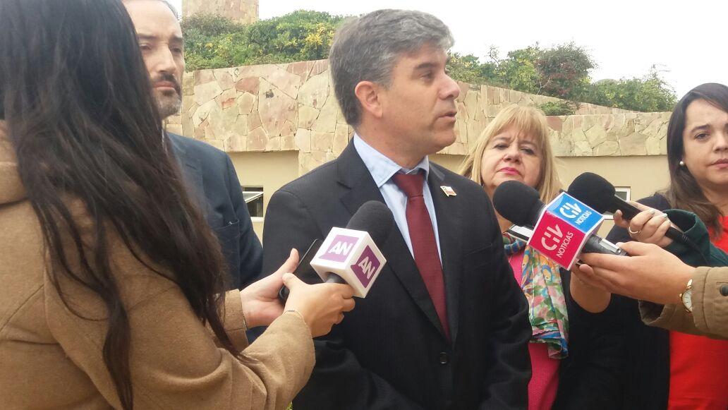 Javier Puiggros, Seremi de Economía Valparaíso: «Este convenio es un hito en dar seguridad a los consumidores de Chile y Argentina»