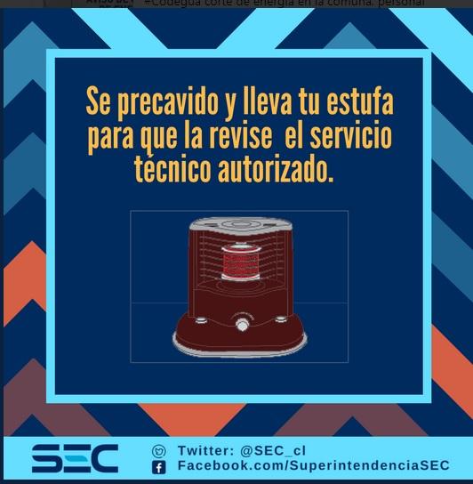 SEC Región de Valparaíso entrega consejos de seguridad a la ciudadanía ante serie de fugas de gas