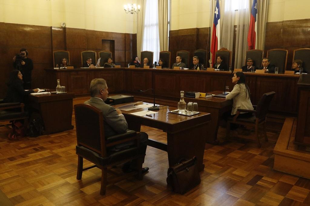 Pleno de la Corte de Apelaciones de Valparaíso deja en acuerdo solicitud de desafuero contra diputado Ignacio Urrutia