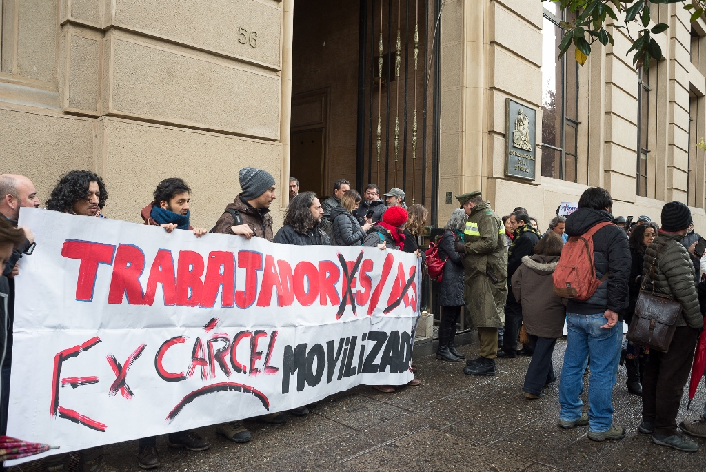 Trabajadores del Parque Cultural de Valparaíso piden claridad a la ministra de Cultura