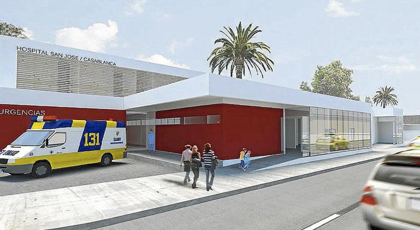 Sí, leyó bien: SSVSA firma contrato de construcción de nuevo Hospital San José de Casablanca