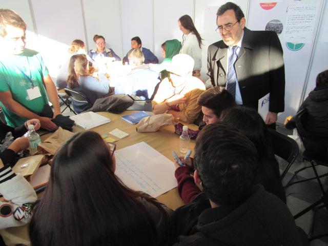 Más de 400 escolares aprendieron de ciencia, tecnología y matemáticas en Terminal de Pasajeros de Cruceros de Valparaíso