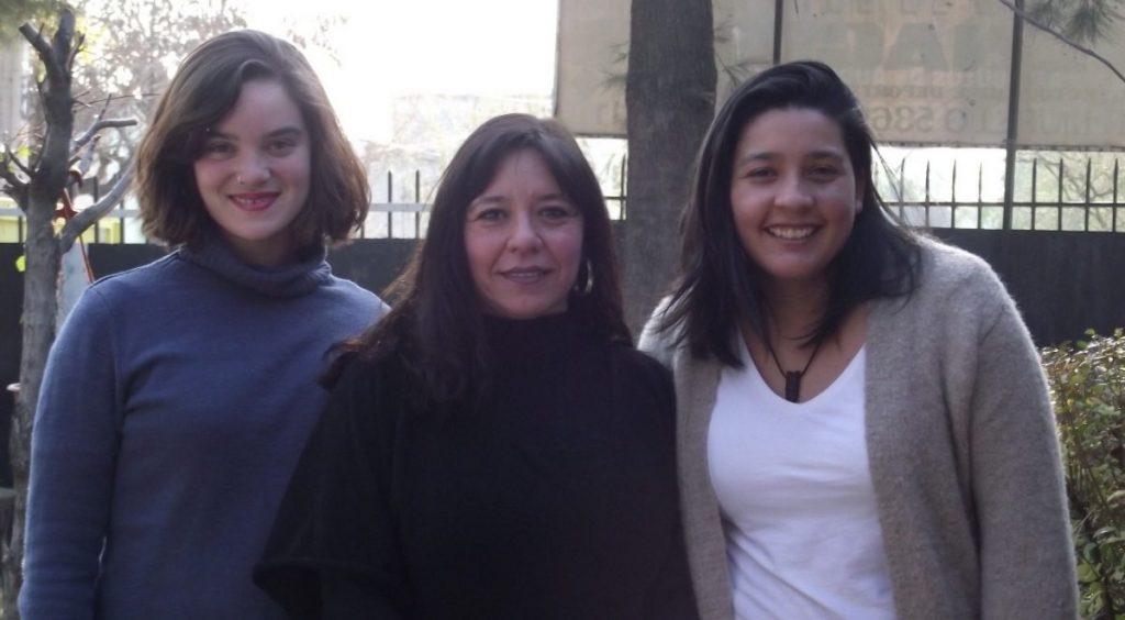 """Lorena Astudillo: """"En Chile, jurídica y estatalmente, no existe la violencia contra las mujeres"""""""