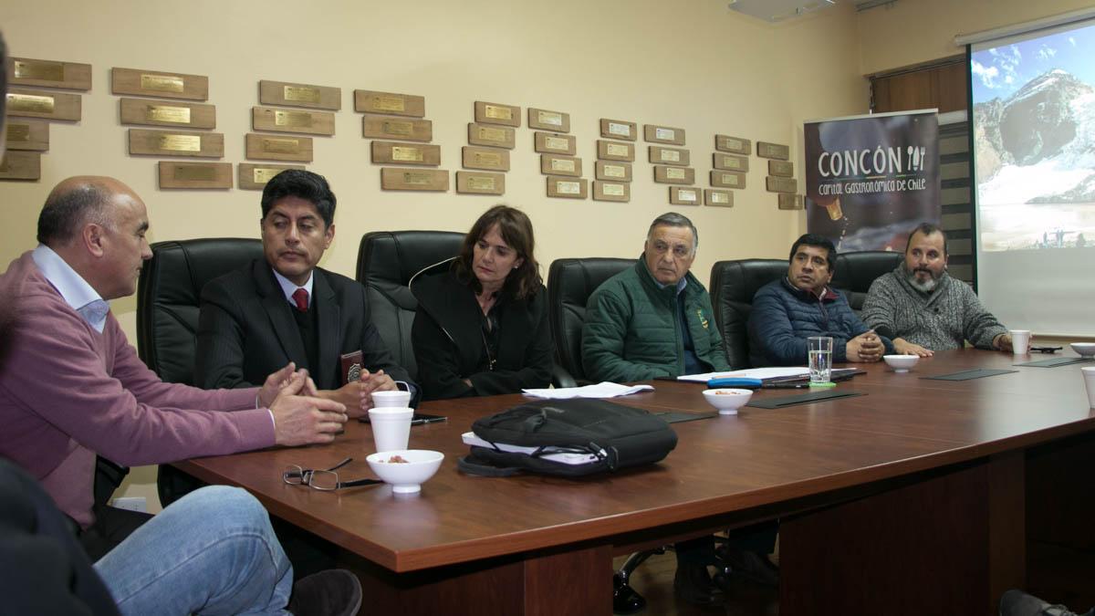 Autoridades, empresarios y la comunidad constituyeron la primera «Mesa Público Privada de Turismo de Concón»
