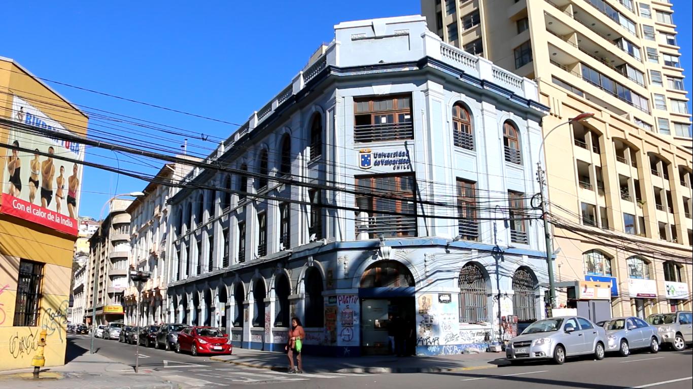 Autoridades visitan futuras dependencias del Hospital Carlos Van Buren cedidas por la Universidad de Valparaíso
