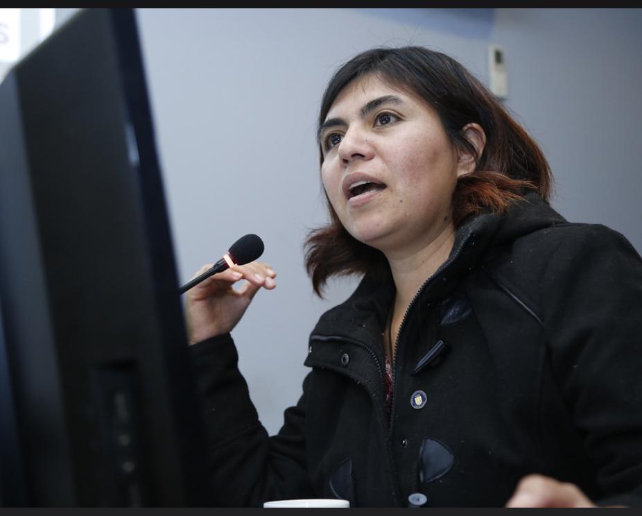 """Core Valeria Melipillán: """"Necesitamos una estrategia que dé cuenta de los desafíos que tiene la región"""""""