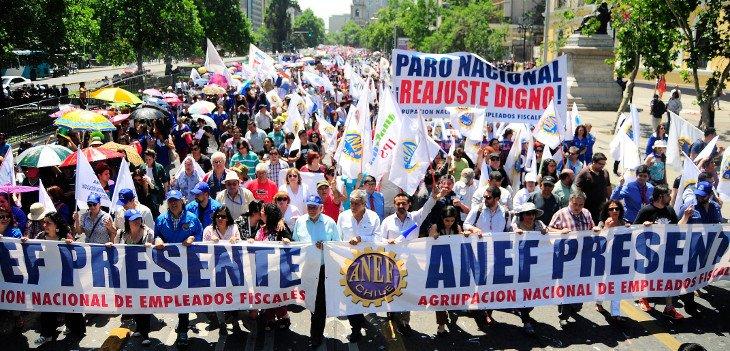 Agresividad mediática de Senador Moreira contra dirigentes sindicales de ANEF de Los Lagos, coloca en tela de juicio a las instituciones republicanas