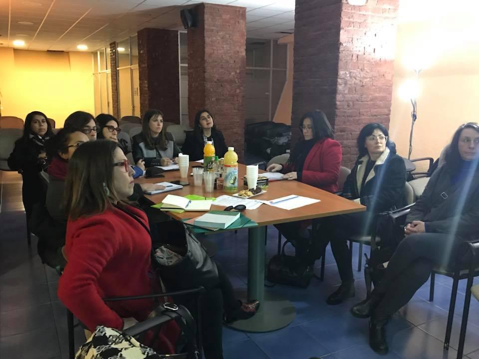 Mesa de Responsabilidad Penal Adolescente trabaja en problemáticas regionales