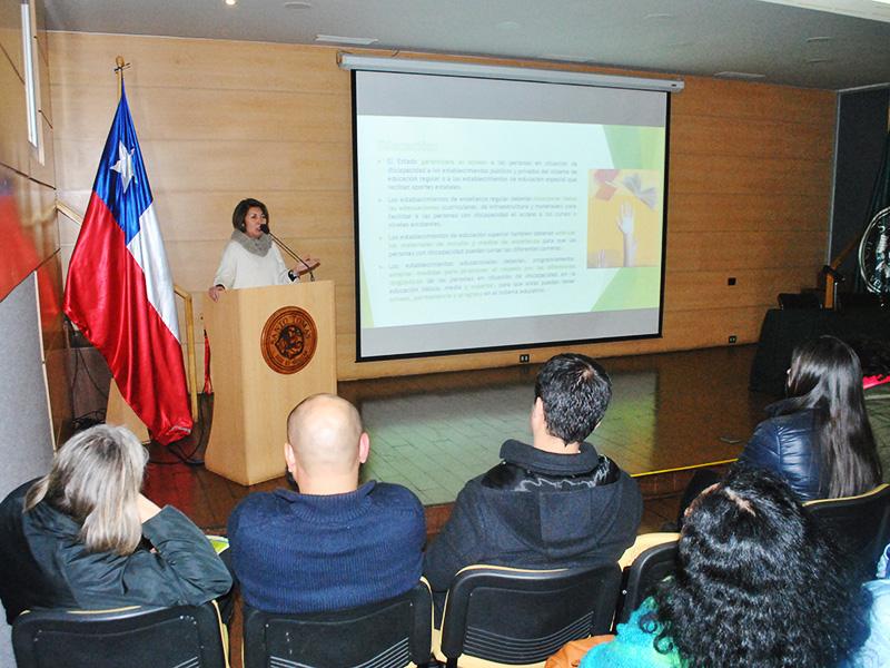 Santo Tomás Viña del Mar será sede del Encuentro Nacional de la Red de Educación Superior Inclusiva