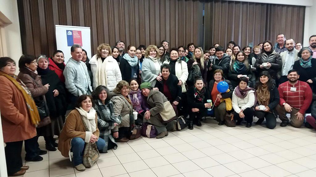 Encuentro de Salud Mental Valparaíso – Casablanca tuvo alta participación ciudadana