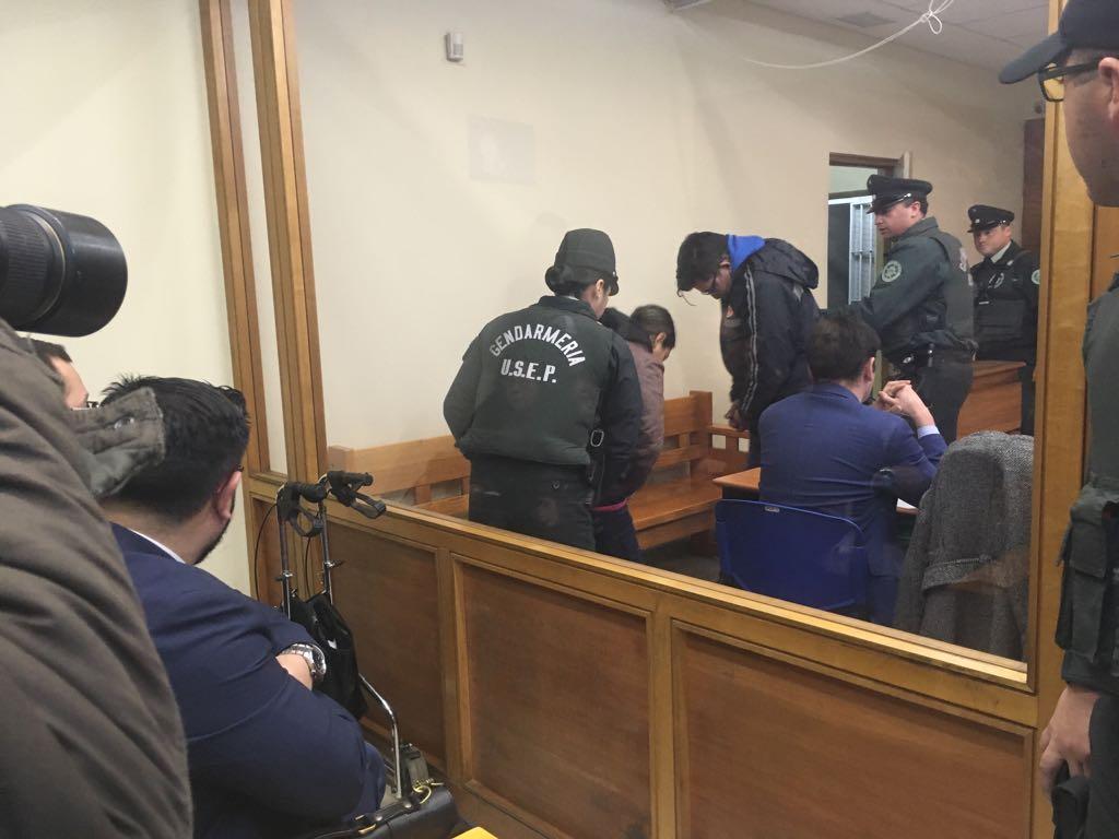 Caso Villegas: Prisión preventiva para imputados y 120 días como plazo para investigar