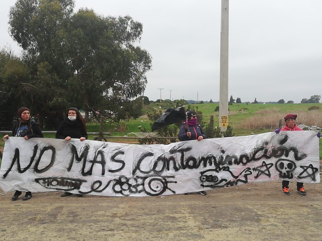COLMED Valparaíso urge homolgación de normas de calidad del aire tras nueva catástrofe ambiental en bahía de Quintero