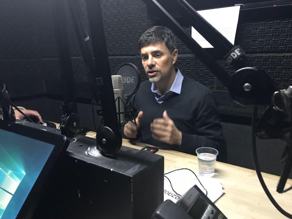Diputado Marcelo Díaz pide celeridad al Gobierno  para avanzar en el proyecto de tren rápido