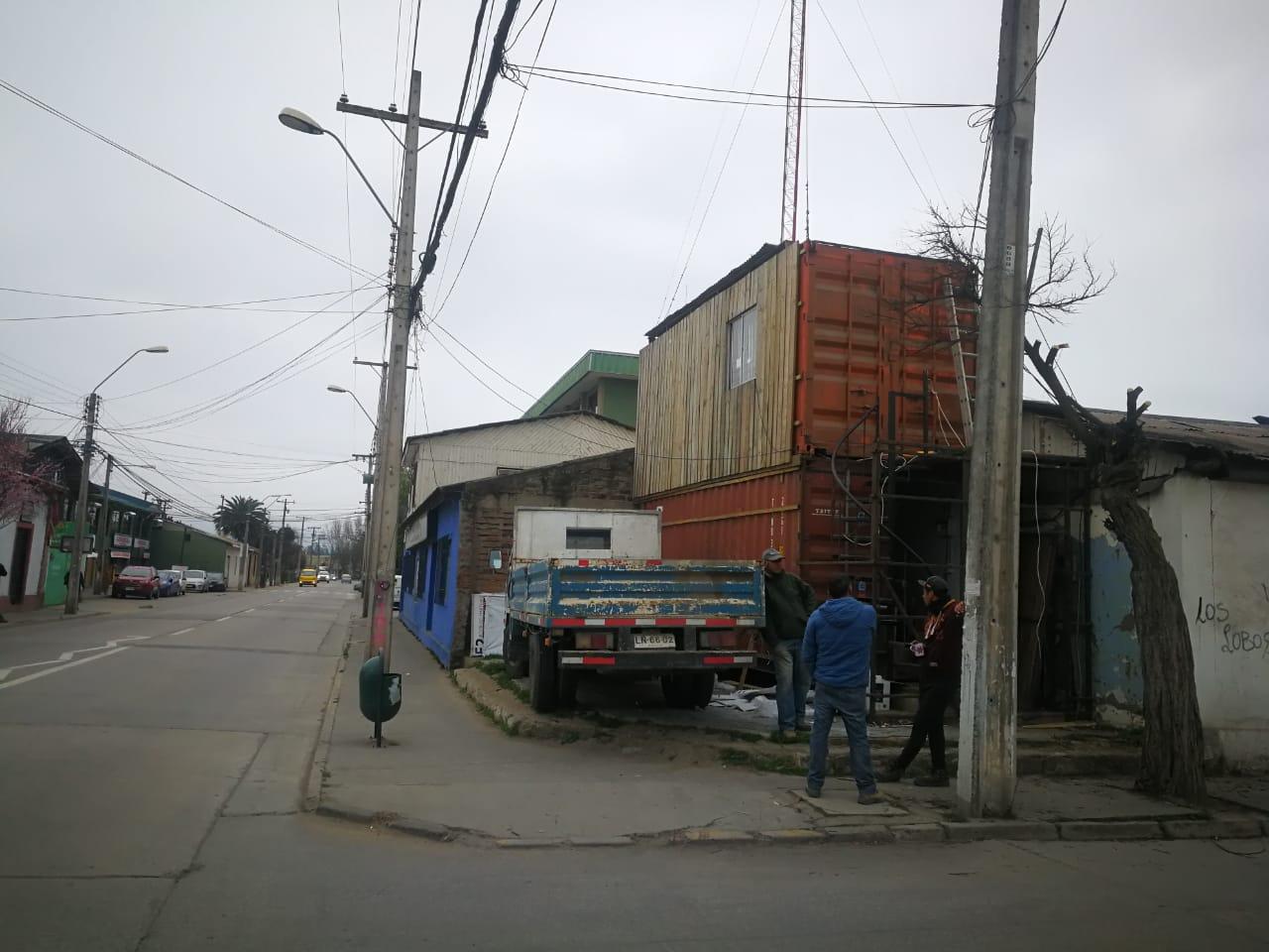 ¿Cuándo comienza el retiro de contenedores en Casablanca, del sitio que fuera de Cema Chile?