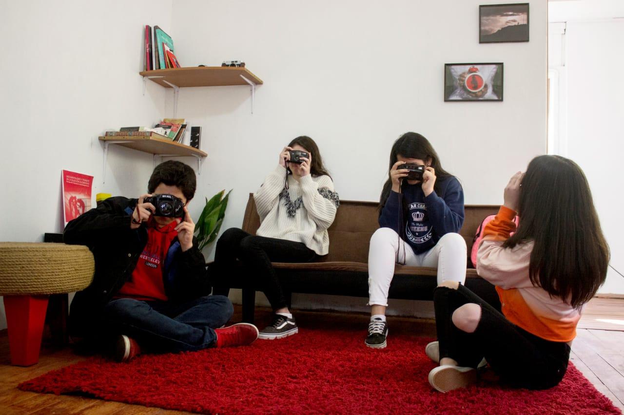 Nuevo espacio cultural en Quilpué abre postulaciones para talleres de fotografía y cine-vídeo consciente