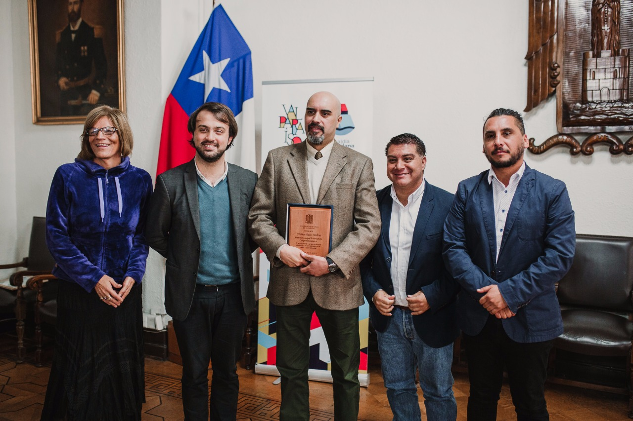Alcaldía Ciudadana de Valparaíso revive Premio Municipal de Periodismo