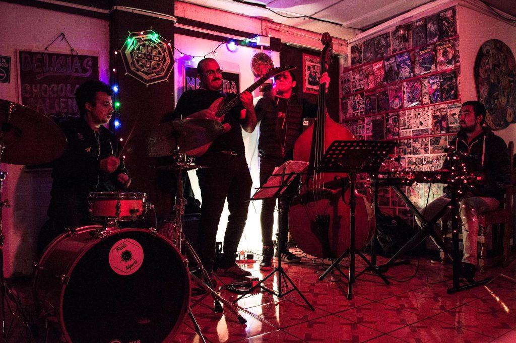 Quillota: Ciclo de Jazz en Cafetería Lumiere es la nueva iniciativa del pianista Jairo Rodríguez