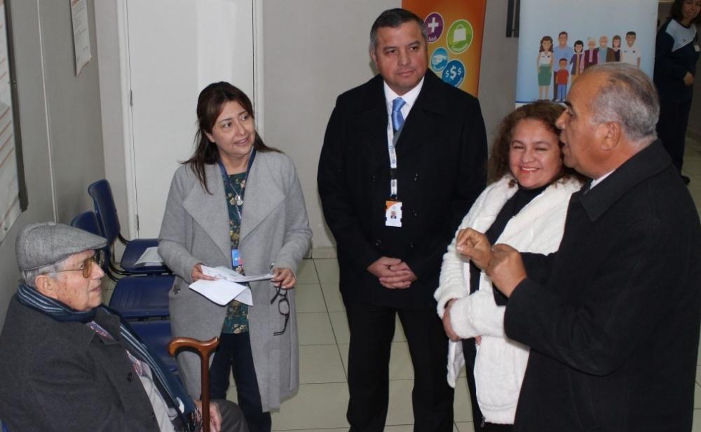 Autoridades precisaron alcances de aguinaldo dieciochero que favorecerá a más de 207 mil pensionados de la región de Valparaíso