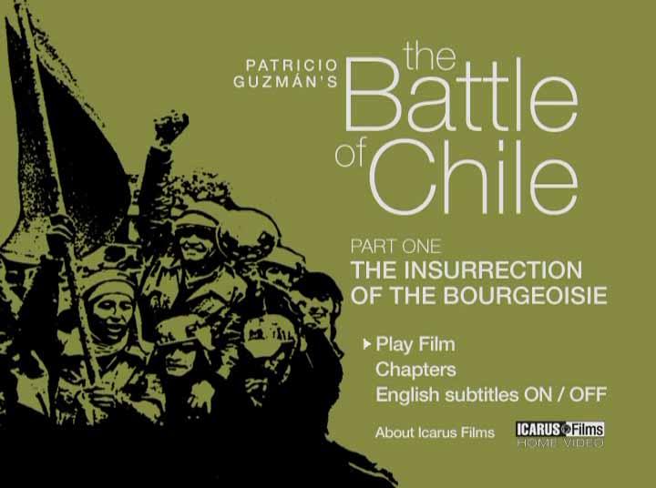 Documental «La Batalla de Chile» conmemora el 11 de septiembre en el Liceo Artístico Guillermo Gronemeyer