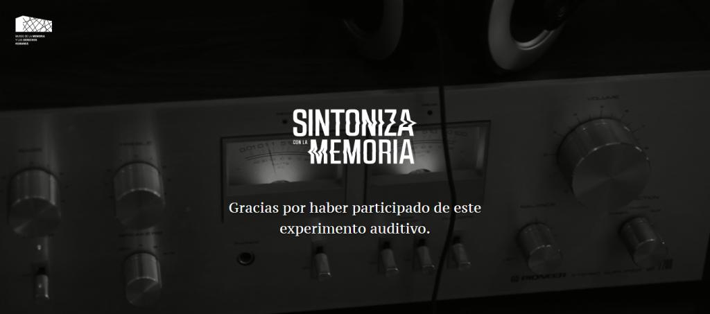 «Sintoniza con la Memoria» reconstruyó en tiempo real el 11/09/73