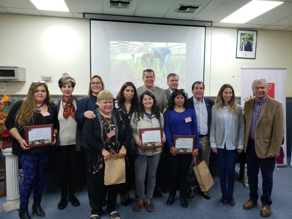 Indap conmemoró el Día de las Mujeres Rurales en la región de Valparaíso