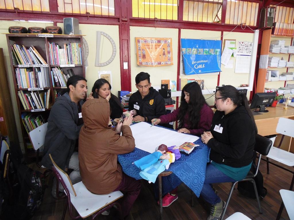Gran participación generó Primer Encuentro Comunal de Centros de Alumnos en Quilpué