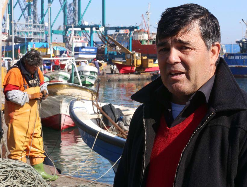 Pescadores Artesanales: «Los senadores deben votar por la sustentabilidad y deben defender a la jibia de su actual depredación»