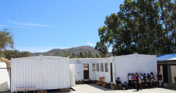 ¡Buenas noticias para Limache! Se aprobó el proyecto de reposición de la Escuela Limachito