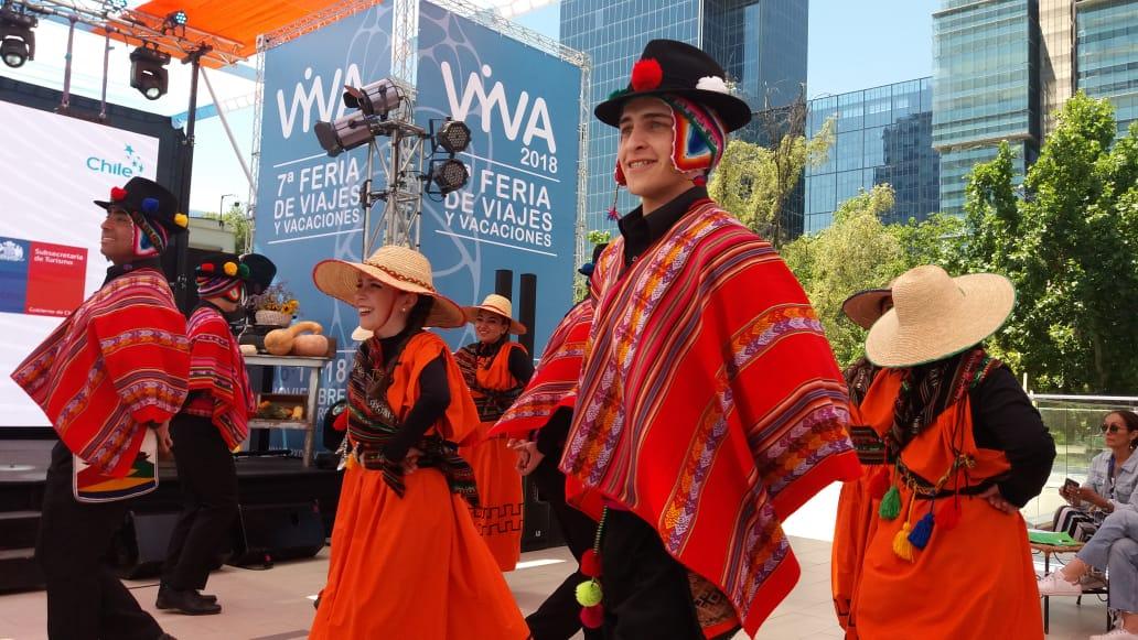 Destinos turísticos de la región de Valparaíso se destacaron en la Feria VYVA 2018
