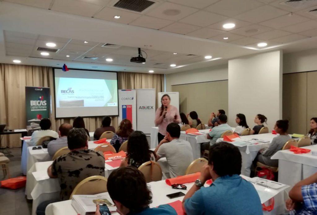 En Los Andes comienza Programa Becas de Capital humano en norma FSMA