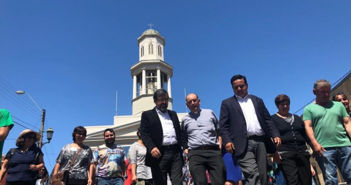 Corfo y Corporación La Matriz dan cuenta del avance turístico en el Barrio Puerto