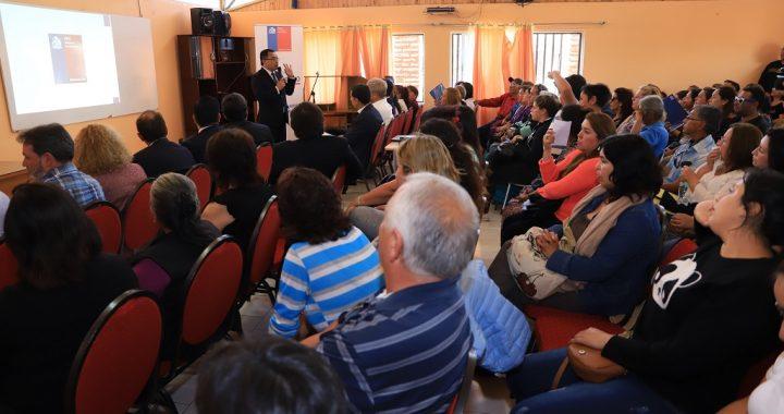 Autoridades lanzan Programa de Reactivación Económica para Quintero y Puchuncaví