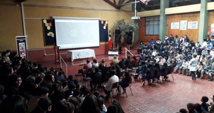 Casablanca: Espacio Regional estrenó minidocumental #NOQUIEROTUACOSO