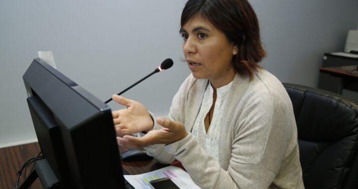 Core Valeria Melipillán sobre rechazo de Contraloría a «toque de queda»: «Lo veníamos advirtiendo hace varios meses»