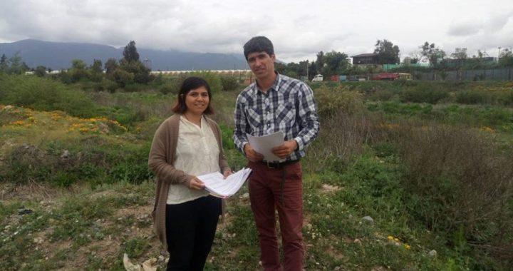 Core Valeria Melipillán alerta situación de Planta de Tratamiento de Aguas Servidas de Olmué