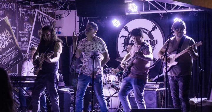 Tras exitoso video clip Mantiz Band lanza nuevo disco en Quillota
