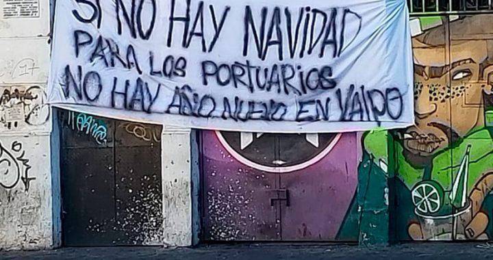 Barrio Puerto: Declaración Pública locatarios, vecinos y trabajadores frente al conflicto portuario