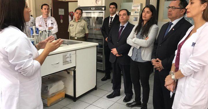 Laboratorio SML Valparaíso implementa nuevo equipamiento para análisis toxicológicos y de alcoholemias