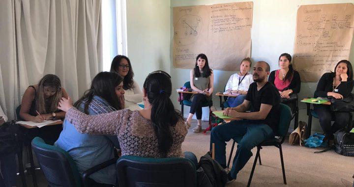 Hospital San José de Casablanca y Postas Rurales se capacitan en consejería familiar para reducir factores de riesgos en salud