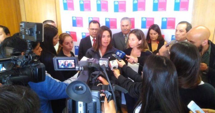 Gobierno presenta querellas por Femicidio de El Quisco y Homicidio Frustrado en Algarrobo