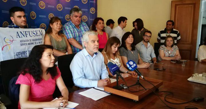 ANEF: Ministerios y Jefaturas de Servicios incumplen circular nº 21 emitida por Ministro de Hacienda, Felipe Larraín