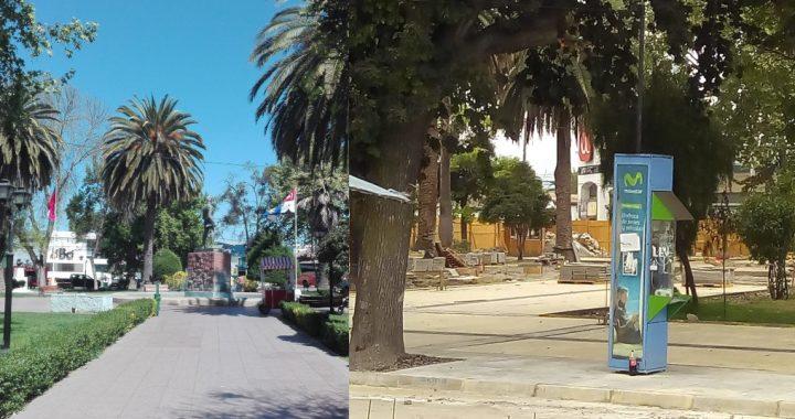Columna de Waldo Vera: Plaza de Armas de Casablanca, la lápida del urbanismo participativo