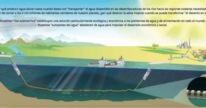 Carretera hídrica submarina regaría 9.655 hectáreas extras en el valle del Aconcagua