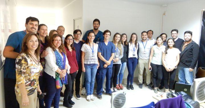 Hospital de Casablanca presentó al equipo de Puesta en Marcha del Nuevo Hospital San José
